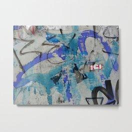 Urban Abstract 117 Metal Print