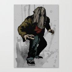 Vigilante #6 Canvas Print