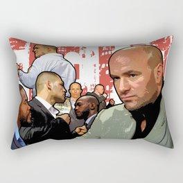 UFC Fight Empire Rectangular Pillow