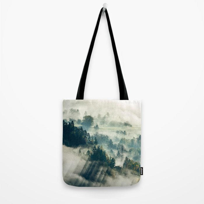 Return to the Mist Tote Bag
