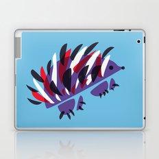 Colorful Abstract Hedgehog Laptop & iPad Skin