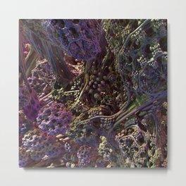 Spore Metal Print