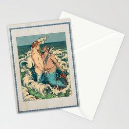 Los Sirenitos Stationery Cards