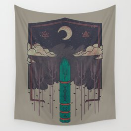 The Lost Obelisk Wall Tapestry