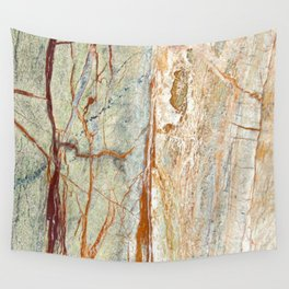Colorful Textured Granite Wall Tapestry