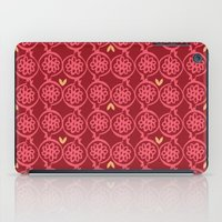 pomegranate iPad Cases featuring pomegranate by ottomanbrim