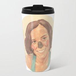 The koala girl Travel Mug