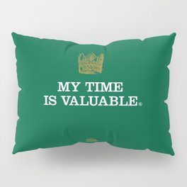 TIME Pillow Sham
