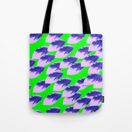 The Limeade Leaves Tote Bag
