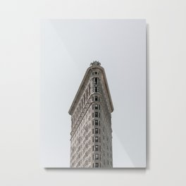 Flatiron Building New York City Metal Print