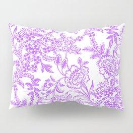 Radiant Orchid Tea Reversed Pillow Sham