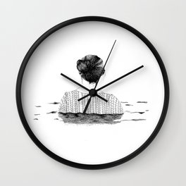 Baptism Wall Clock