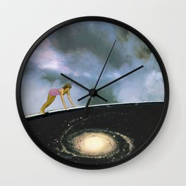 Submersible dream Wall Clock