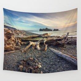 Rialto Beach WA Wall Tapestry