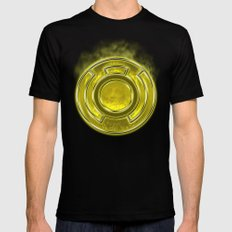 Sinestro Corp (Fear) Mens Fitted Tee Black LARGE
