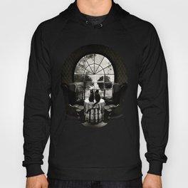 Room Skull B&W Hoody