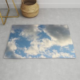 Partly Cloudy Rug