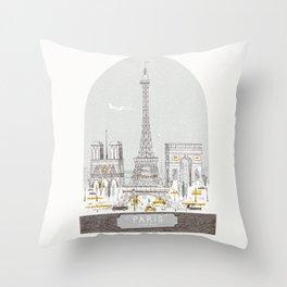 Petit Belle Throw Pillow