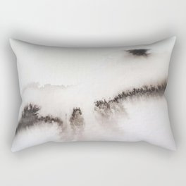 Will there be answers Rectangular Pillow