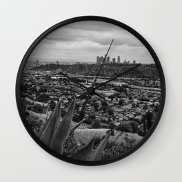 Buenos Dias, Los Angeles Wall Clock