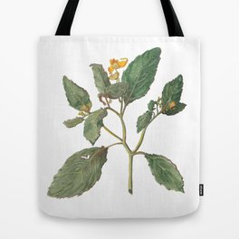 Impatiens Capensis Tote Bag