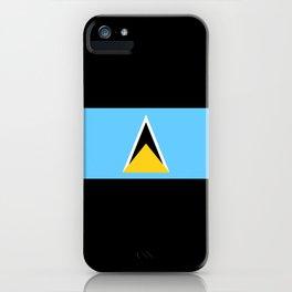 Lc Flag iPhone Case