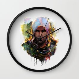 witchers creed Wall Clock