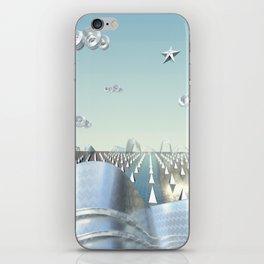Steeland iPhone Skin