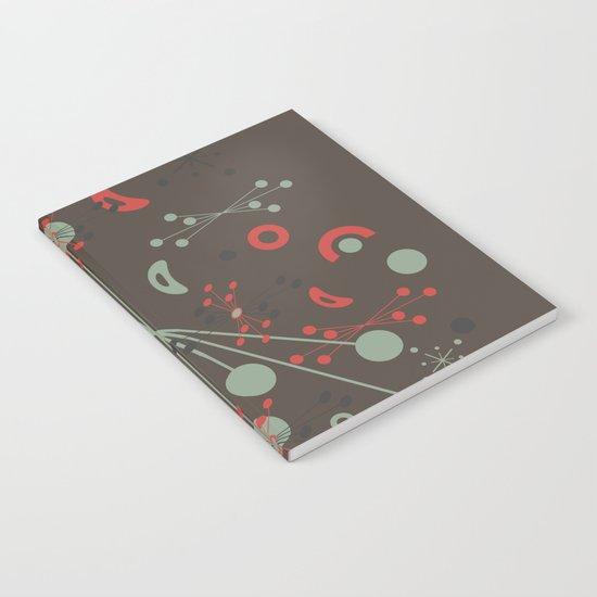 Atomic Autumn Notebook