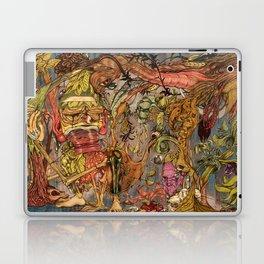 imaginations mind (Tree of  life) Laptop & iPad Skin