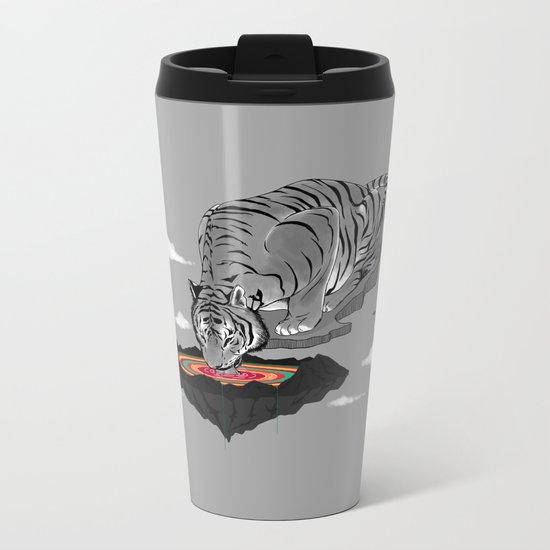 Thirst of Color Metal Travel Mug