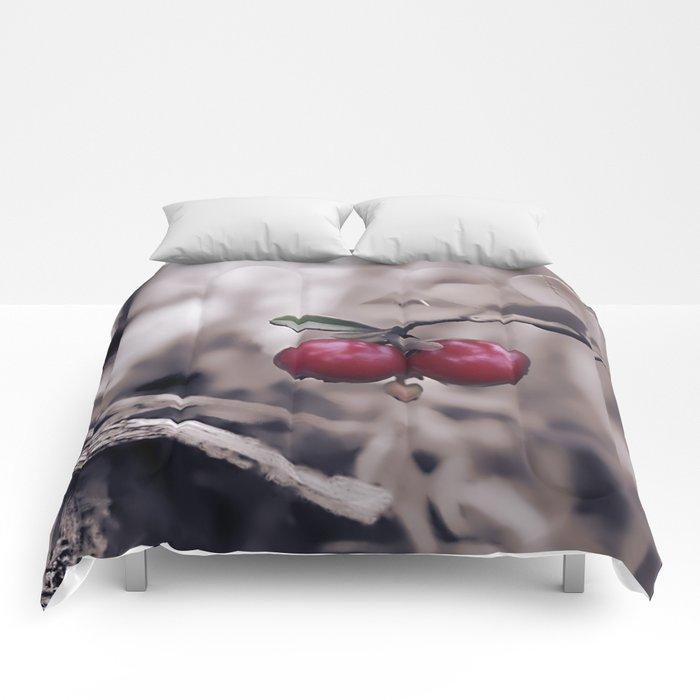 Autumn Berries Comforters
