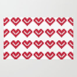 VALENTINE CROSSES Rug