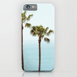 Morning in Laguna Beach iPhone Case