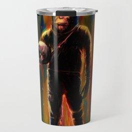 Commander Chimp Travel Mug