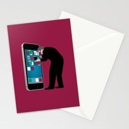 Indiscriminate Collection of U.S. Phone Records Violates the Fourth Amendment Stationery Cards