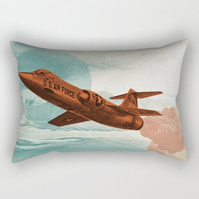 Starfighter Rectangular Pillow