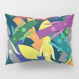 Tuukkaq in multicolor Pillow Sham