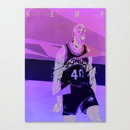 Seattle Reign Man Canvas Print