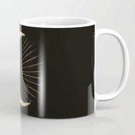 The Crescent of Moon Coffee Mug