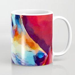 Wolf Portrait 2 Coffee Mug