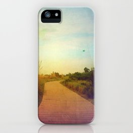 Pave the Way iPhone Case