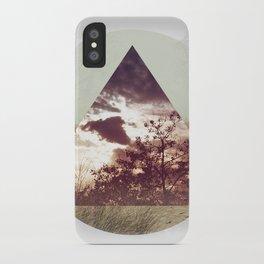 Perception Nature iPhone Case