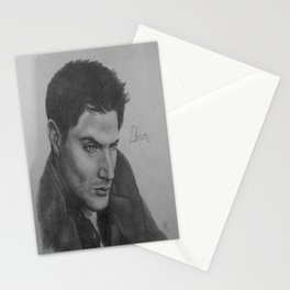 Dean Winchester Stationery Cards