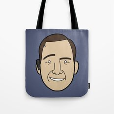 Faces of Breaking Bad: Saul Goodman Tote Bag