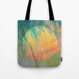 Scratch the Moon Tote Bag