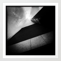 architecture Art Prints featuring Architecture by Jean-François Dupuis