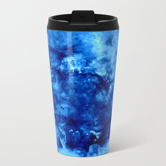 NEBULa Waters Metal Travel Mug