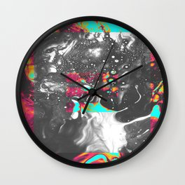 OBSTACLE 1 Wall Clock