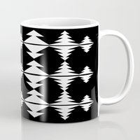 geo Mugs featuring geo by BruxaMagica_susycosta